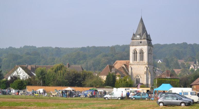 Presse – Saint-Pierre-d'Autils : restauration du clocher de l'église