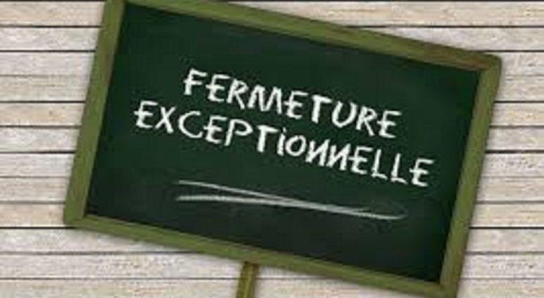 FERMETURE EXCEPTIONNELLE DES SERVICES DE LA MAIRIE – LE VENDREDI 14 MAI 2021