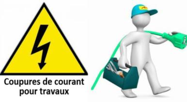 COUPURE ELECTRIQUE – COMMUNE SAINT-PIERRE D'AUTILS – LE MERCREDI 17 MARS DE 9H A 12H