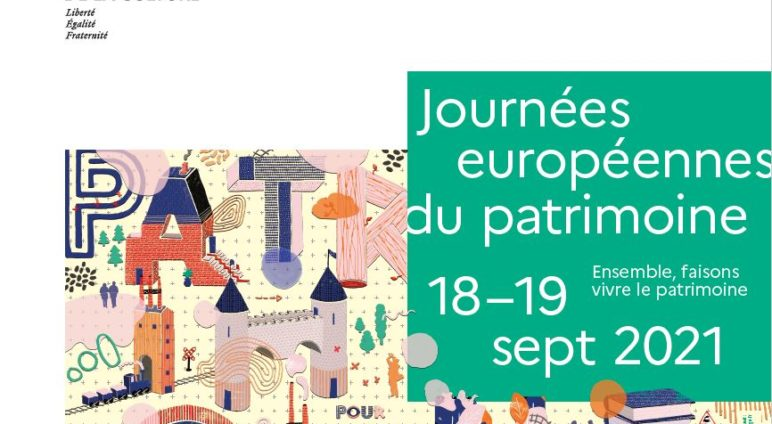 Journées Européennes du Patrimoine 2021 – Programme